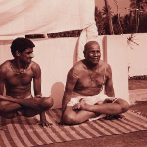 Pattabhi and Sharath